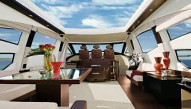 Gissy Charter Yacht - 3