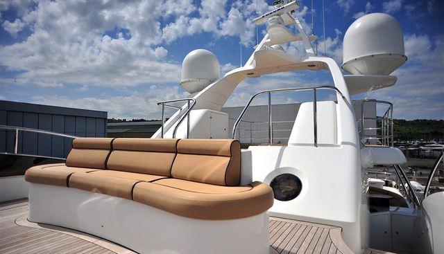 Galaktika Sky Charter Yacht - 8