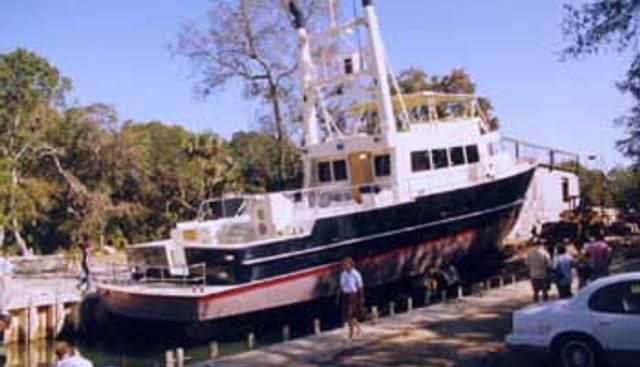 Neville Long Range Motor Yacht Charter Yacht - 2