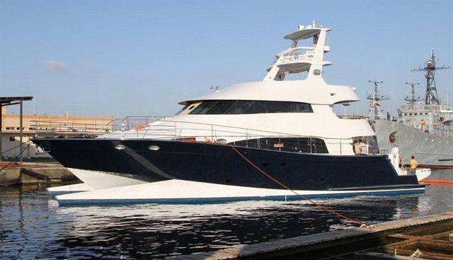 Tatami Charter Yacht - 2