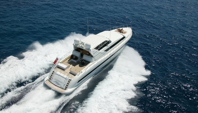 Equilibrium Charter Yacht