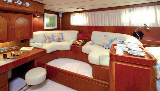 Sea Shuttle Charter Yacht - 8