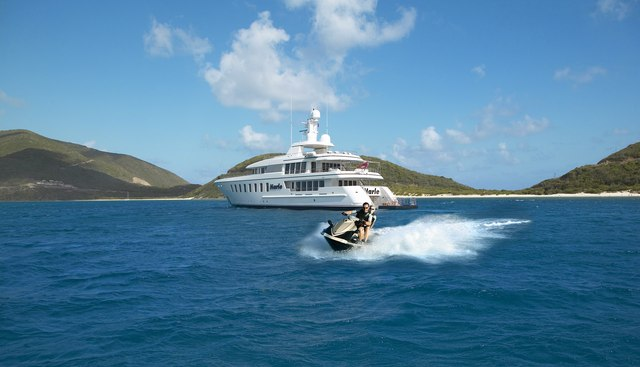 Harle Charter Yacht