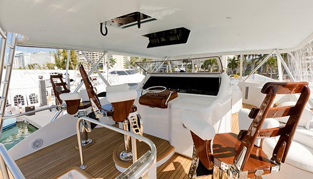Hosanna Charter Yacht - 3