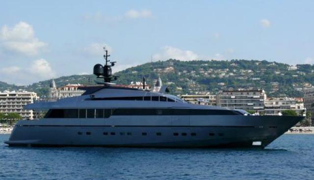 Alloya 40 Charter Yacht