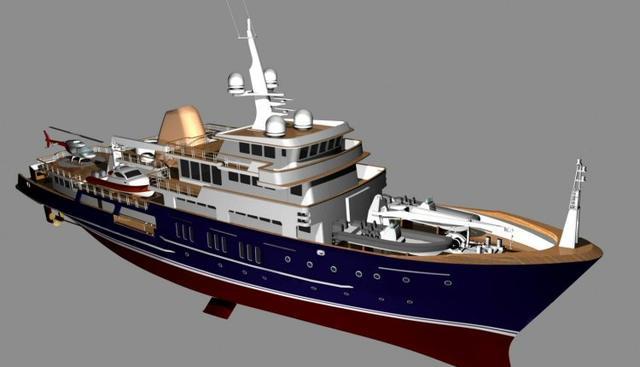 Patricia Joyce Charter Yacht