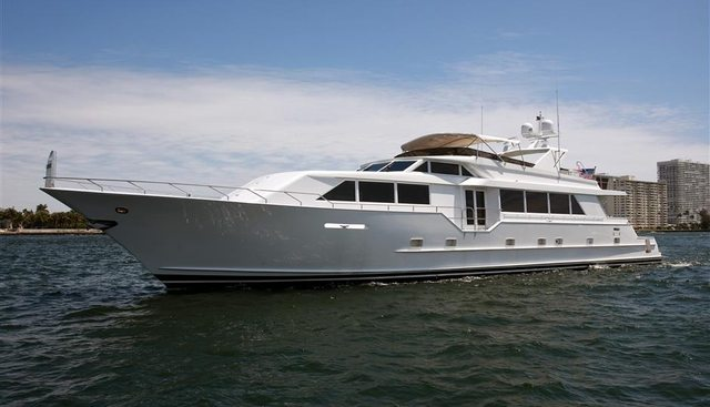 Double Down Charter Yacht