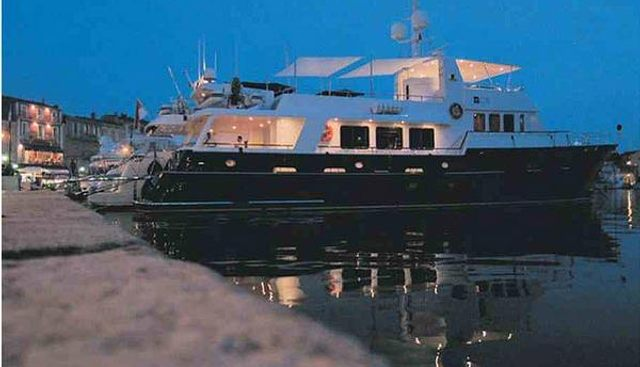 Commercial Break Charter Yacht - 2