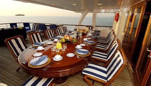 Lady K II Charter Yacht - 4