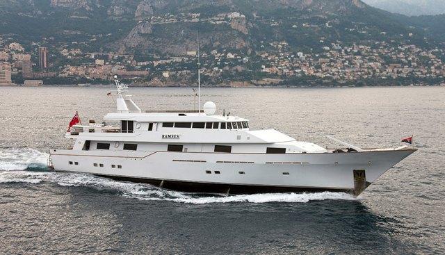 Dojo Charter Yacht