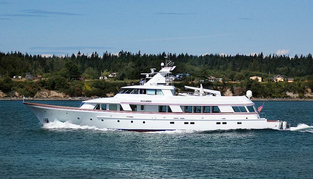 Alliance Charter Yacht