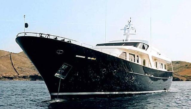 Don Ciro Charter Yacht