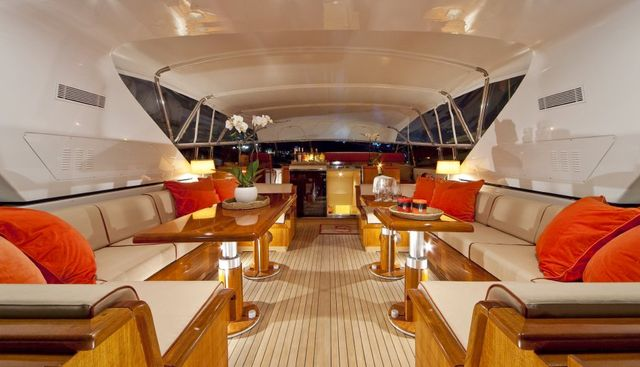Mamba Charter Yacht - 2