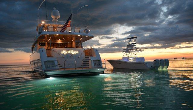 Lady Gray Charter Yacht - 5
