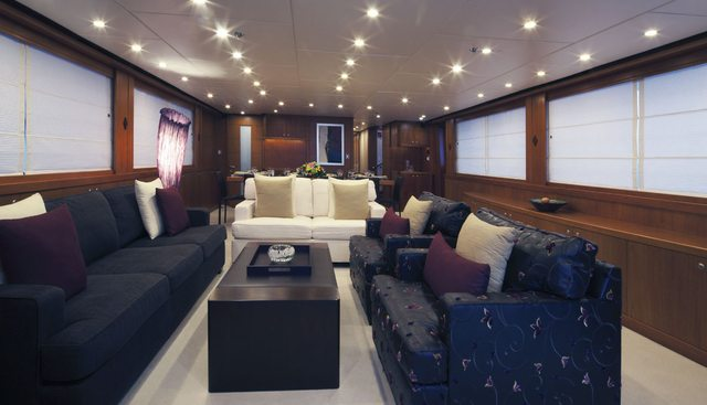 Lady Jade Charter Yacht - 3