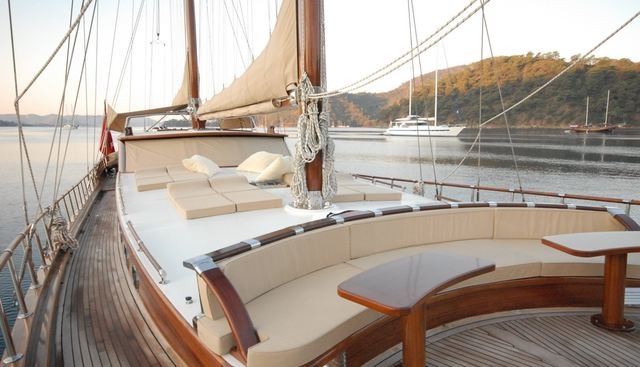 Mikado Charter Yacht - 4