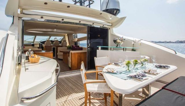 Exceso Charter Yacht - 3