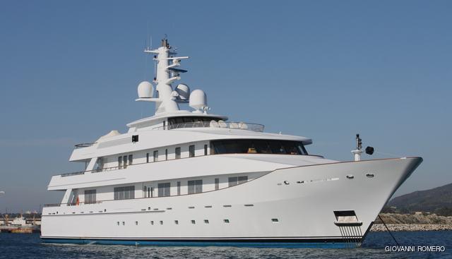 Kwikumat Charter Yacht - 2