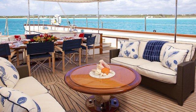 The Aquarius Charter Yacht - 4
