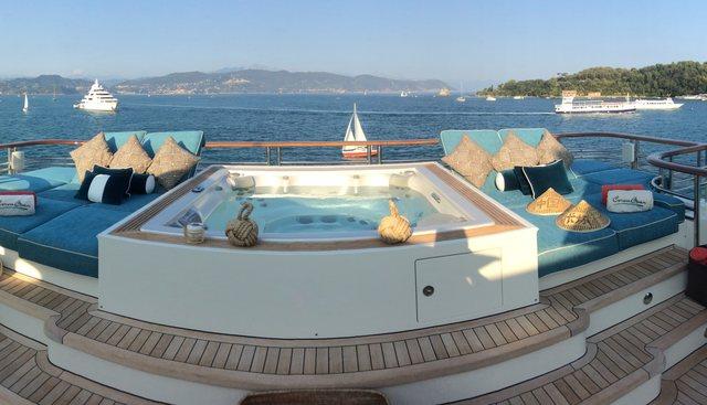 Cocoa Bean Charter Yacht - 2