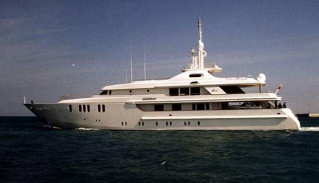 Sahab IV Charter Yacht