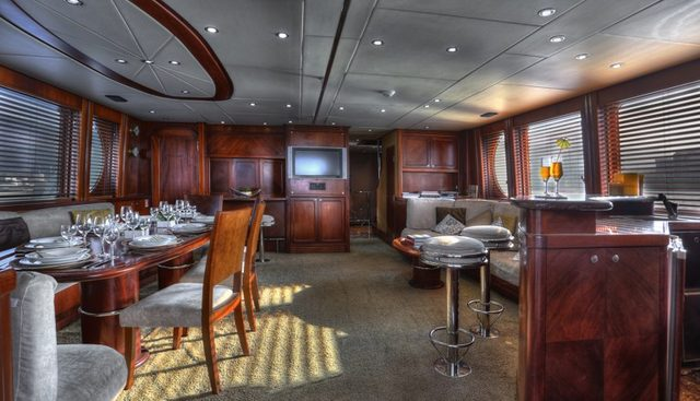 Victoria A Charter Yacht - 6