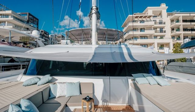 Gyrfalcon Charter Yacht - 2