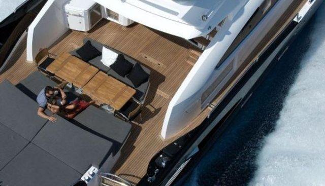 Predator 92 Charter Yacht - 2