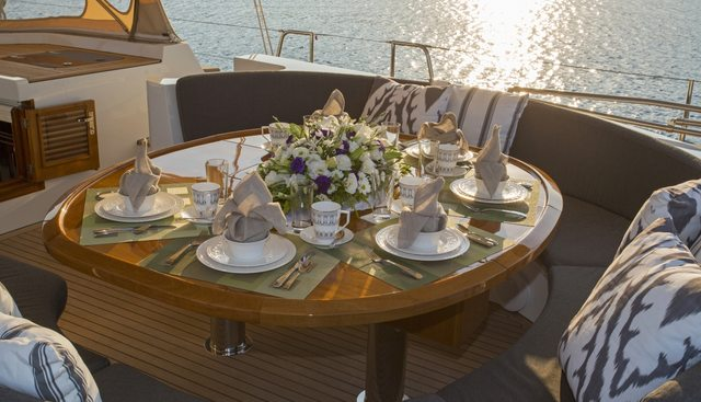 Savarona Charter Yacht - 4