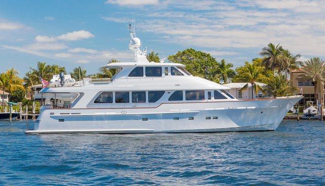 Anndrianna Charter Yacht