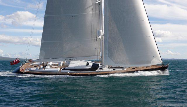 Imagine Charter Yacht