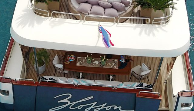 Blosson Charter Yacht - 5