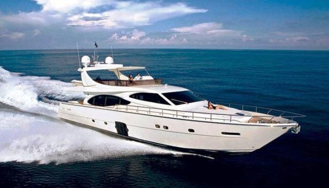 Sea Stream Charter Yacht
