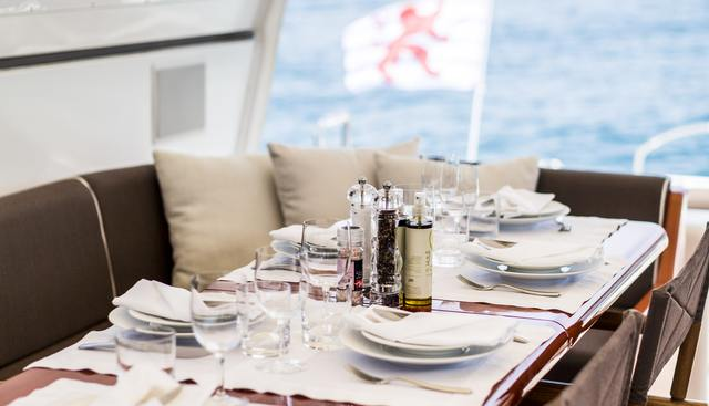 Sea Diamond Charter Yacht - 4