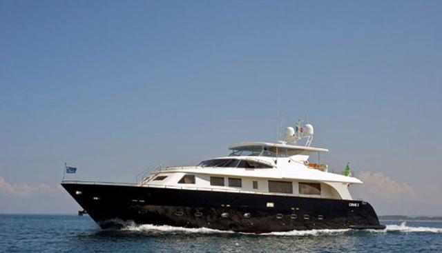Ariston Five Charter Yacht