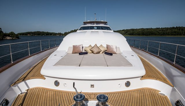 Queen of Sheba Charter Yacht - 3