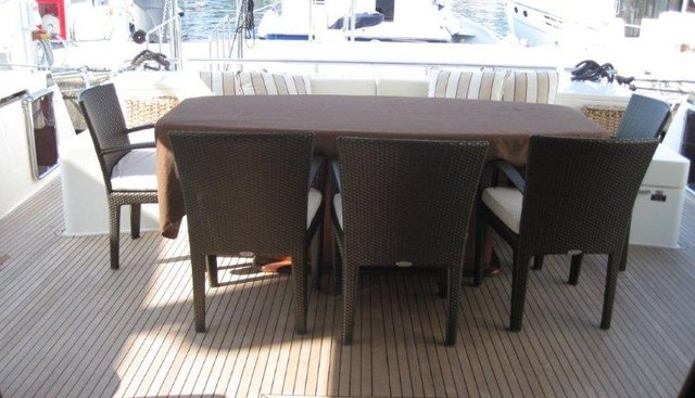 Ricacha Charter Yacht - 3
