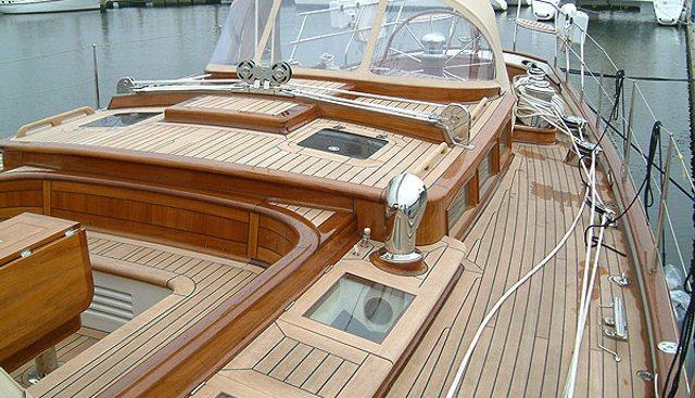 Kanteera Charter Yacht - 4