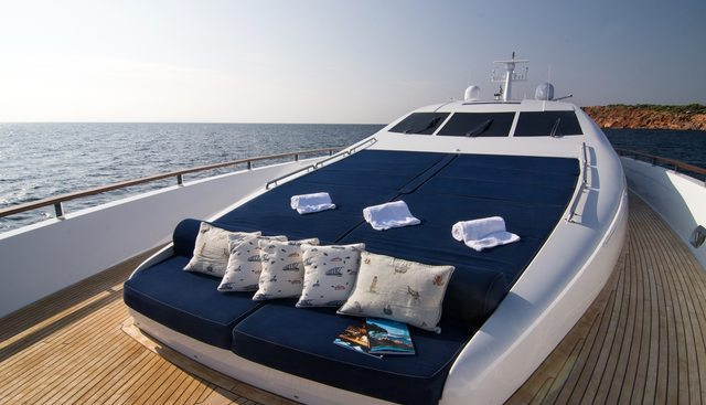 Subzero Charter Yacht - 2