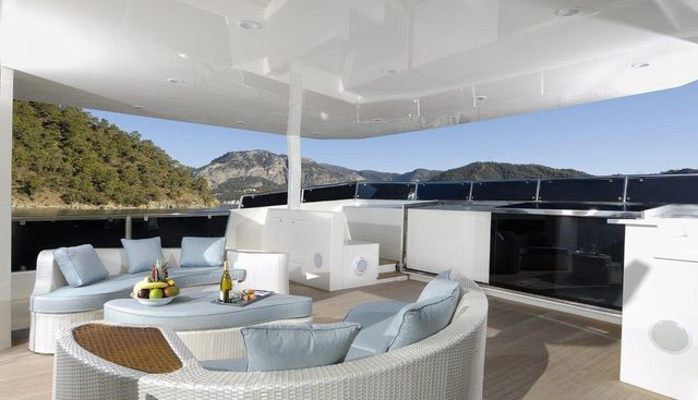 Serenitas Charter Yacht - 5
