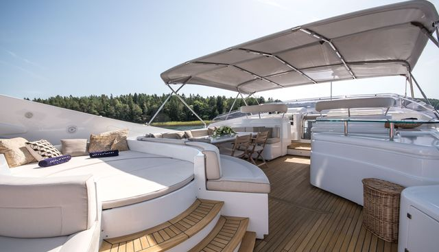 Queen of Sheba Charter Yacht - 6