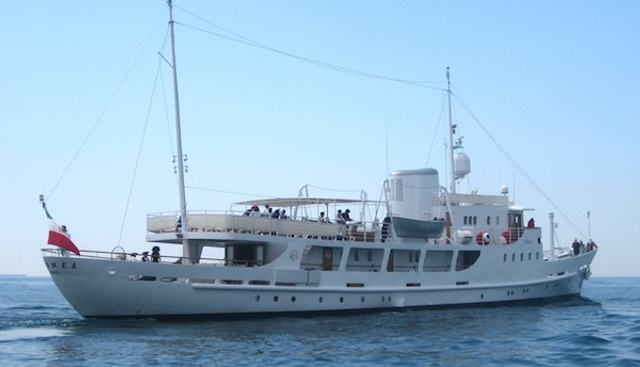 Dionea Charter Yacht - 6