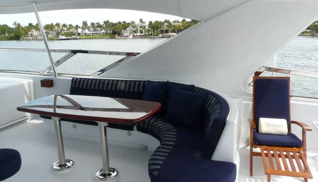 Illumination Charter Yacht - 3