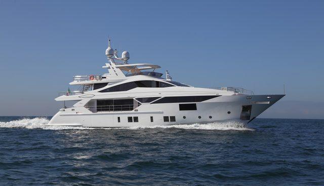 Falcon II Charter Yacht