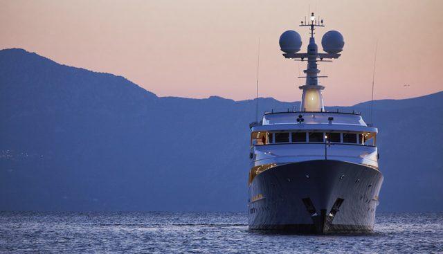 Ancallia Charter Yacht - 2