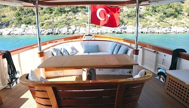 Larimar Charter Yacht - 4