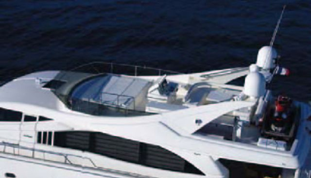 Debra One Charter Yacht - 4