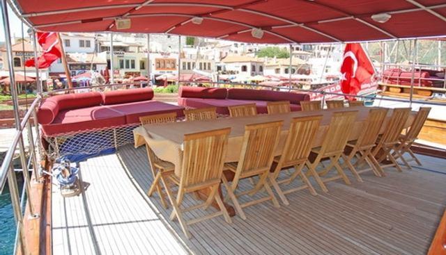 Aderina Charter Yacht - 4
