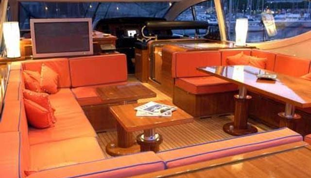 Allegria Charter Yacht - 2