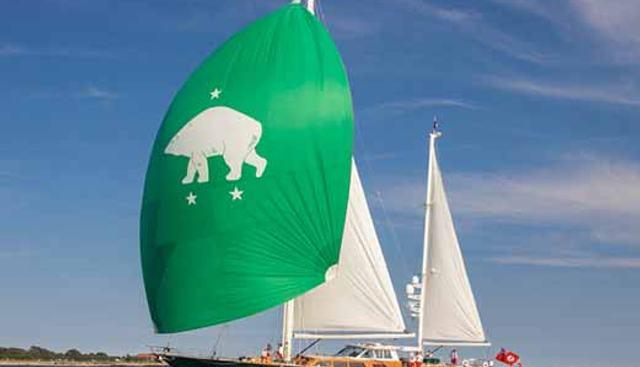 Keewaydin Charter Yacht